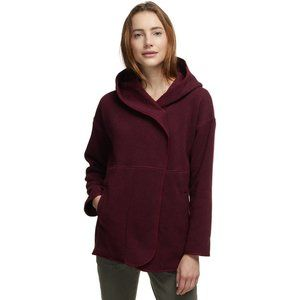 """The North Face """"Crescent Hooded wrap Sweater"""" BNWT"""